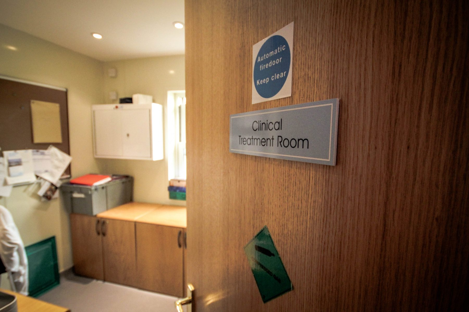 Clinical Treatment Room